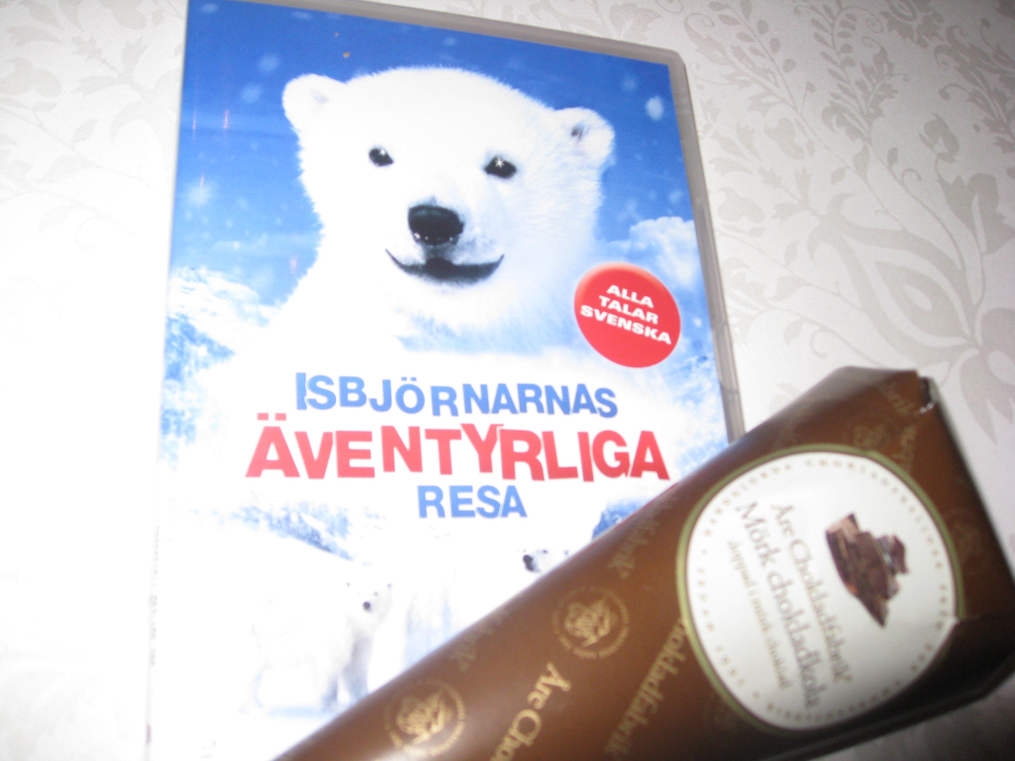 Isbjörnarnas äventyrliga resa