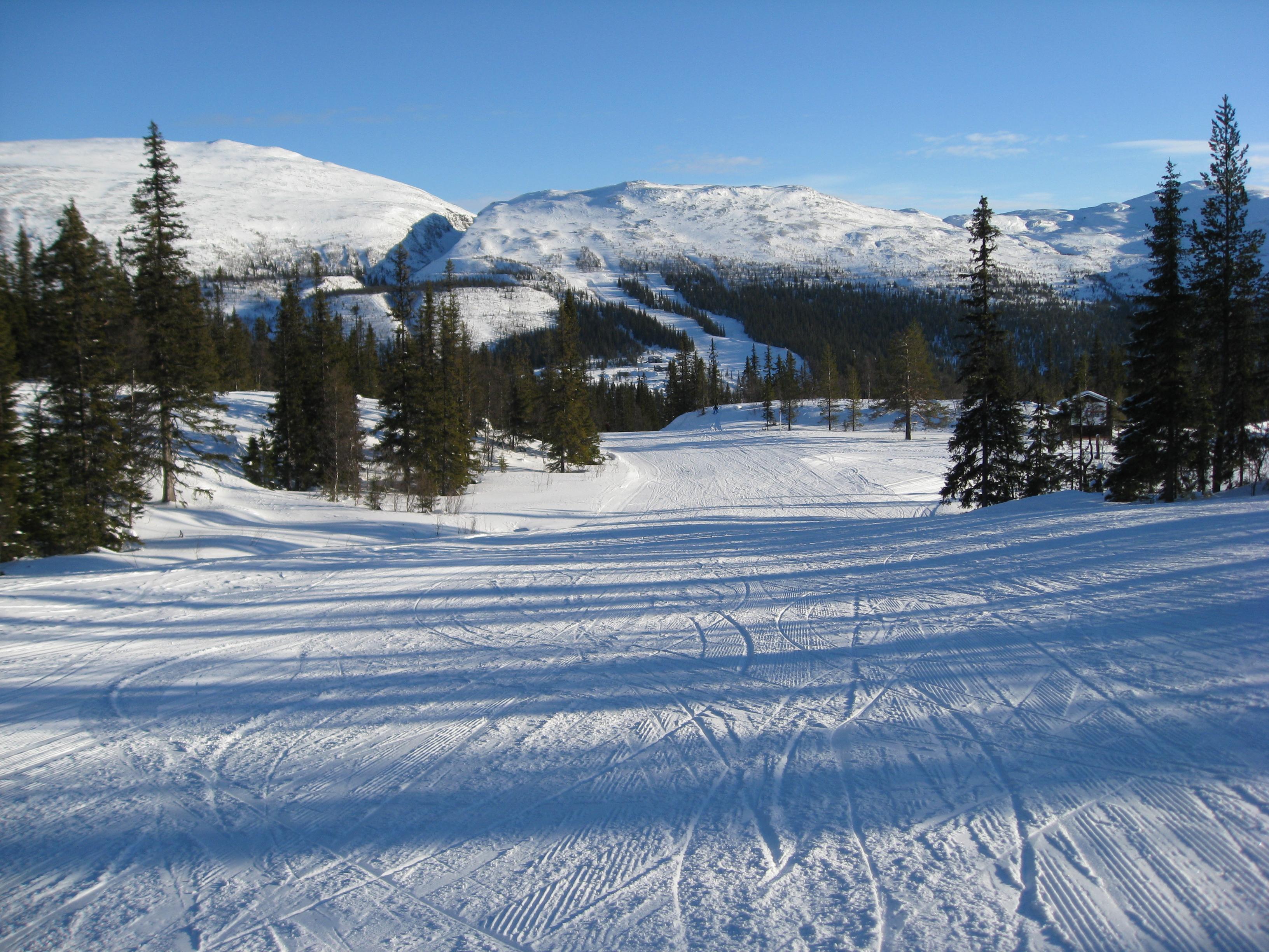 Bydalen slalombacke